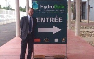 Hydrogaïa 2012. Salon international de l'eau 2