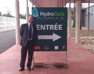 Hydrogaïa 2012. Salon international de l'eau 2