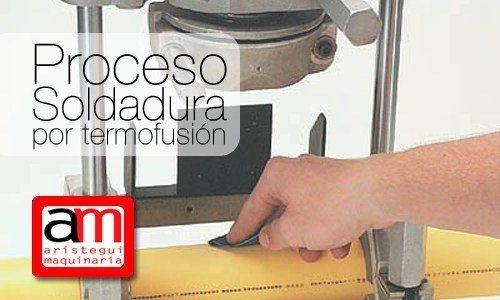 proceso de soldadura por termofusión soldadura plasticos soldadura a solape