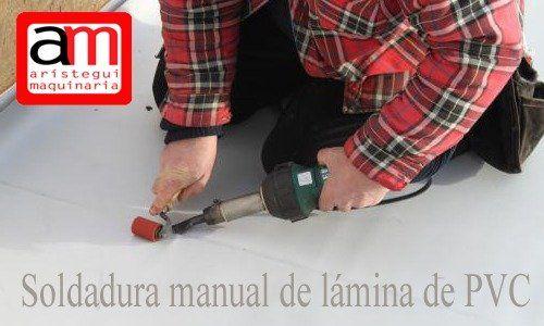 Calentador manual para suelos