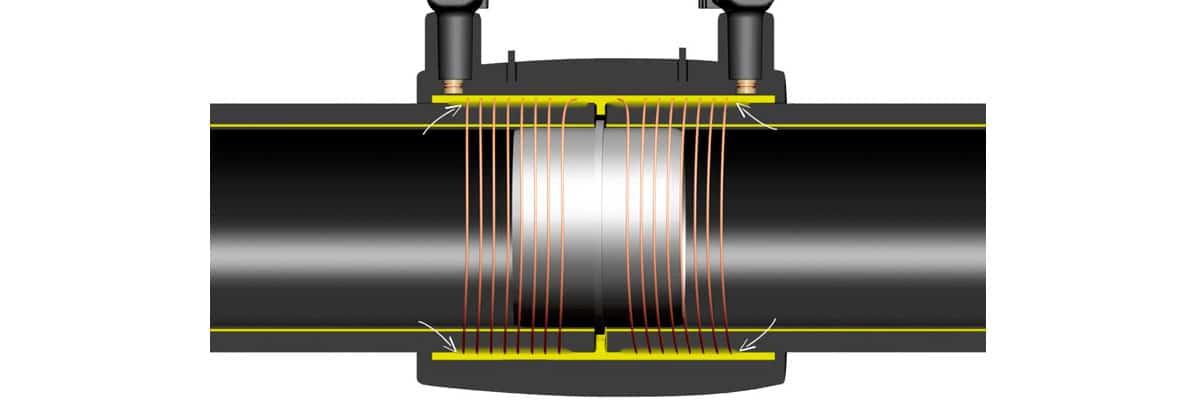 Como se hace una soldadura por Electrofusión en tubos y accesorios de PE 2