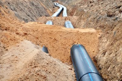 Características de las zanjas para tuberías plásticas enterradas 2