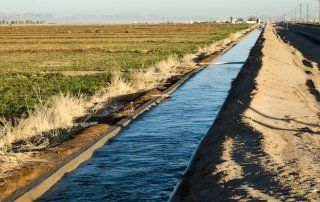 Plastics pipes for the rehabilitation of irrigation channels 14
