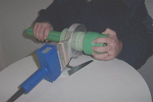 soldadusoldadura plástica paso a pasora socket