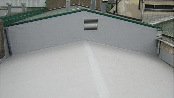 Preliminary considerations to the waterproofing with PVC sheets 1