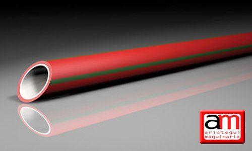 Sistema de tuberías para incendios RedPipe 7