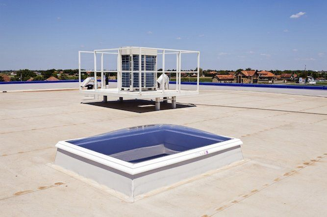 Benefits of the use of TPO roofs for waterproofing 3