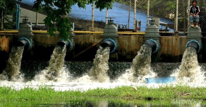 caudal aguas residuales