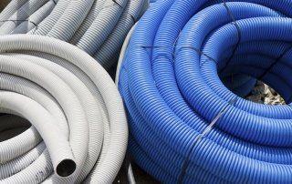 Types d'installations de tuyauterie ondulée en polyéthylène d'haute densité 7