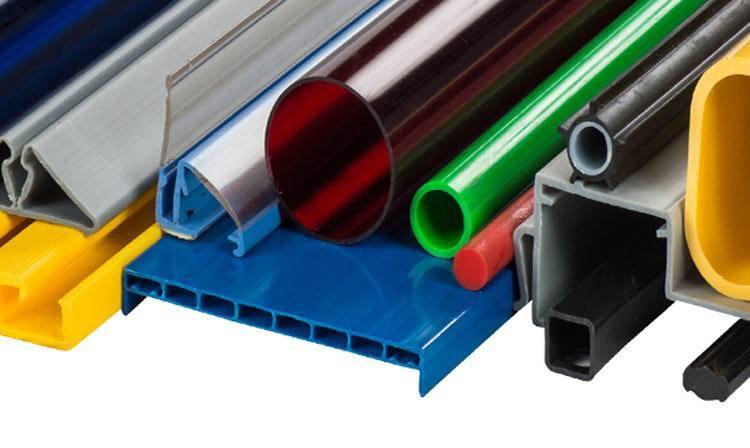 Triextrusión: Obtener productos extruidos de varios materiales 16
