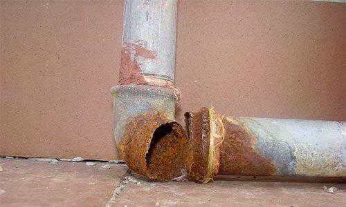 La tubería de PE evita el problema de la corrosión 2