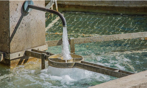 abastecimientos de aguas