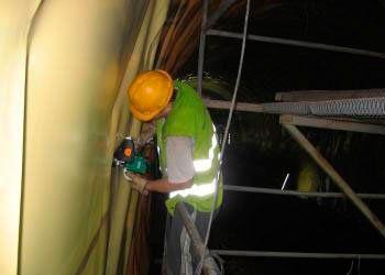 Impermeabilización de túneles