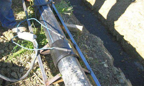 Métodos de reparación de tuberías plásticas