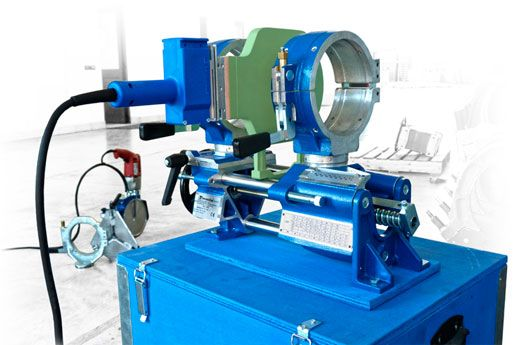 Manual Machines for pipelines welding 5