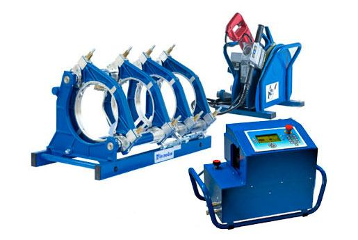 Automatic Machines for pipeline weldings 2