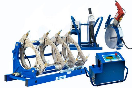 Automatic Machines for pipeline weldings 1