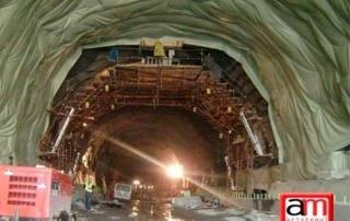 Des clés pour l'imperméabilisation de tunnels 2