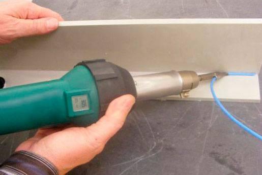 6 maneras de mantener un soldador de plástico de aire caliente en buenas condiciones 7