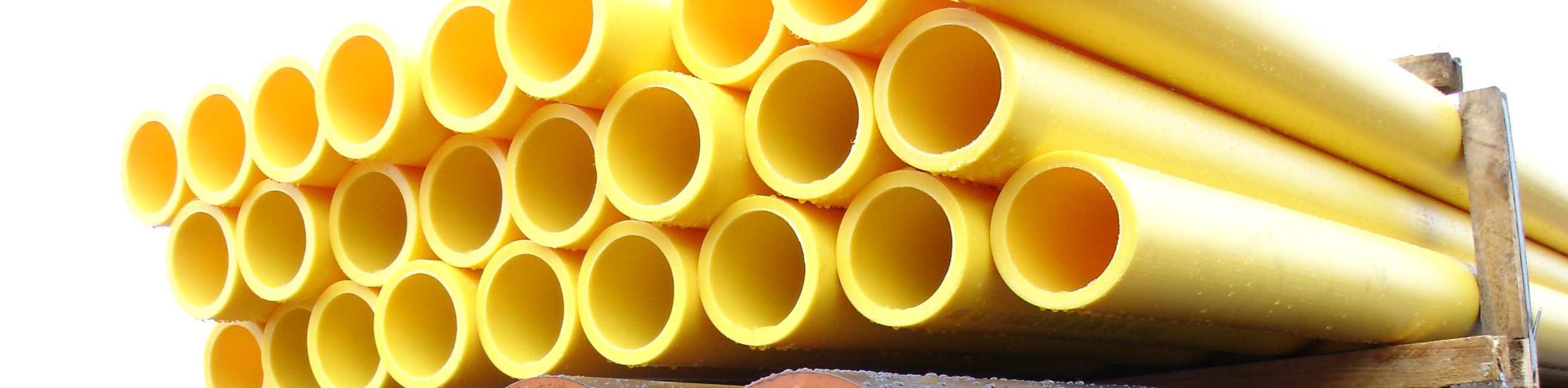 Ventajas de usar tuberías de polietileno en la conducción de gas