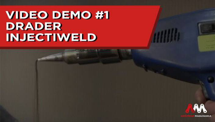 DRADER INJECTIWELD 01 - DRADER INJECTIWELD