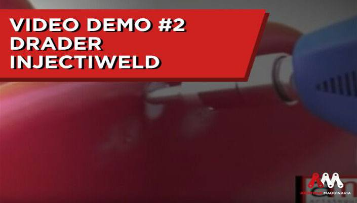 DRADER INJECTIWELD 3