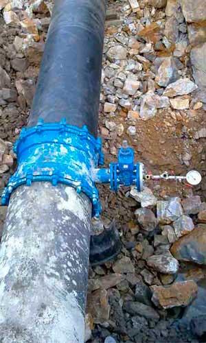 Procesos para el montaje de tuberías plásticas 2