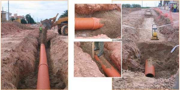 Procesos para el montaje de tuberías plásticas 1