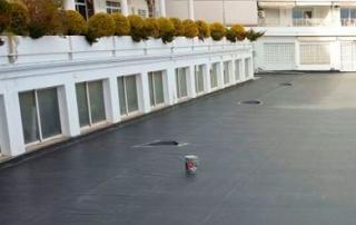 La impermeabilización de cubiertas 320x202 - Impermeabilización de cubierta con EPDM paso a paso
