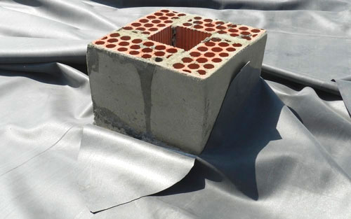 Impermeabilización de cubierta con EPDM paso a paso 2