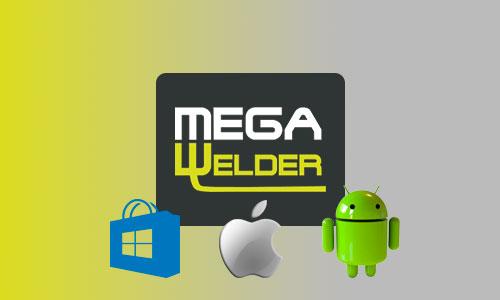 Calcular los parámetros de soldadura con la aplicación MegaWelder 1