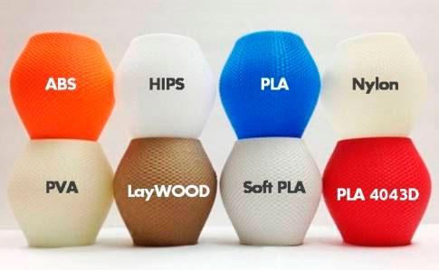 Los termoplasticos en la impresión 3D 2
