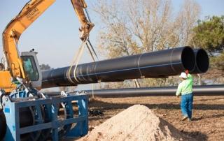 Montaje tuberia 320x202 - Algunas de las características y ventajas de las tuberías de plástico