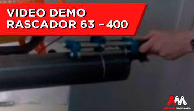 RASCADOR 63 – 400 1