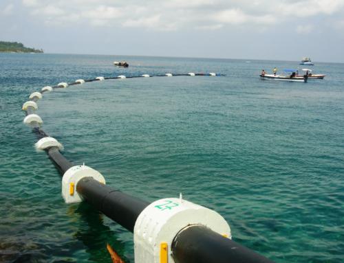 Ventajas y beneficios de los emisarios submarinos con tuberías de polietileno