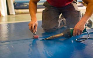 reparar toldos de PVC