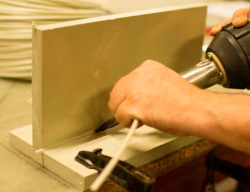 3 pasos para soldar plasticos con aire caliente