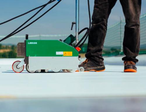 Impermeabilización de techos y terrazas