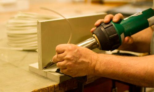 6 maneras de mantener un soldador de plástico de aire caliente en buenas condiciones 16