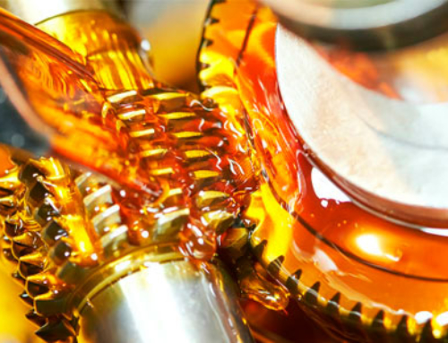Oxidación del aceite hidráulico