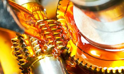 Oxidación del aceite hidráulico 12