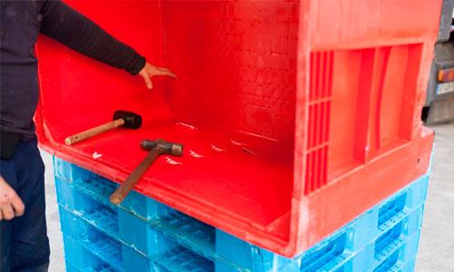 6 puntos a tener en cuenta al reparar contenedores plásticos 6