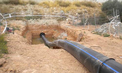 Beneficios del uso de materiales plásticos en tuberías de saneamiento 2
