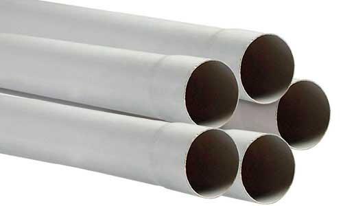 Doblar tubos de PVC  de una forma fácil con una pistola de aire caliente 10