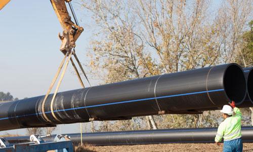 Una guía para trabajar con tuberías de HDPE, ya sea en sistemas de gas, suministro de agua doméstica o de otro tipo. 2