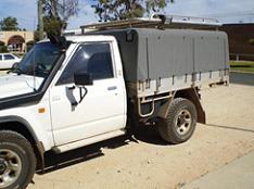 5 Consejos para reparar un toldo de camión con una soldadora de aire caliente 1