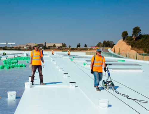 Impermeabilización de terrazas, balsas, etc.
