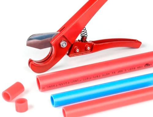 Cómo cortar tubería de PVC
