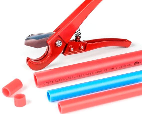 Cómo cortar tubería de PVC 19