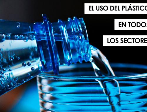 El uso del plástico en todos los sectores